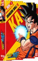 Dragon Ball Z Kai 1 Série TV animée