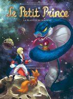 Le petit prince (Dorison) # 24