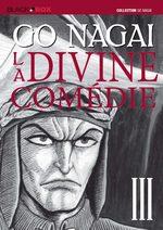 La divine comédie de Dante 3 Manga