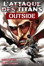 L'attaque des titans - Outside 1 Fanbook