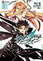 Sword Art Online - Fairy dance 3 Manga