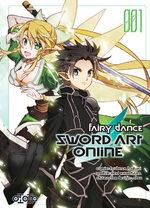 Sword Art Online - Fairy dance T.1 Manga