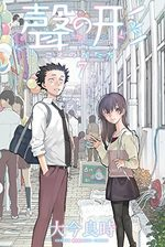 A Silent Voice 7 Manga