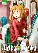 Lucika Lucika 8 Manga