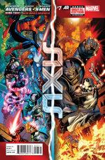 Axis 7 Comics