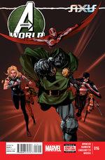 Avengers World # 16