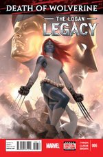 Death of Wolverine - The Logan Legacy 6
