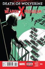 Death of Wolverine - The Weapon X Program 4