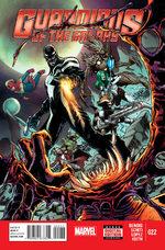 Les Gardiens de la Galaxie # 22
