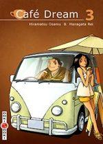 Café Dream 3 Manga