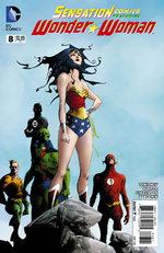 Sensation Comics Featuring Wonder Woman # 8