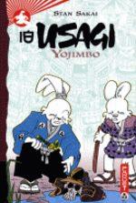 Usagi Yojimbo 18