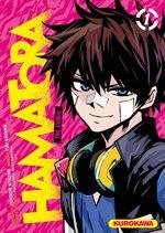 Hamatora T.1 Manga