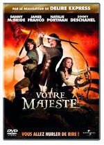 Votre majesté 0 Film