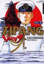 Zipang 1 Manga