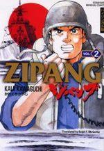 Zipang 2 Manga