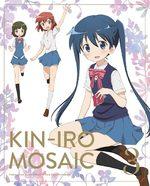 KinMoza! Kin'iro + Mosaic 3 Série TV animée