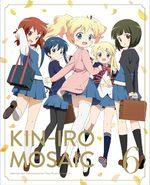 KinMoza! Kin'iro + Mosaic 6 Série TV animée