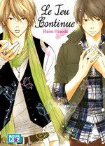 Le jeu continue 1 Manga