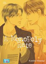 A Monopoly Rate 1 Manga