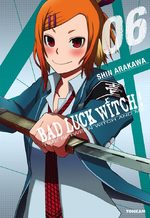 Bad luck witch ! 6 Manga
