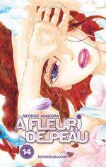 couverture, jaquette A Fleur de Peau 14