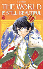 The World is still beautiful 2 Manga