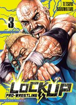 Lock up 3 Manga