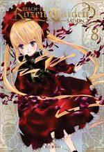 couverture, jaquette Rozen Maiden II 8