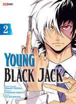 Young Black Jack T.2 Manga