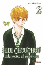 Hibi Chouchou - Edelweiss et Papillons T.2 Manga