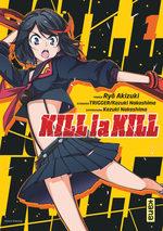 Kill la Kill # 1