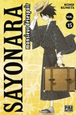 Sayonara Monsieur Désespoir 15 Manga