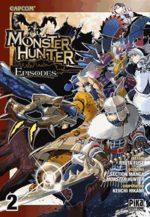 Monster Hunter Episodes T.2 Manga