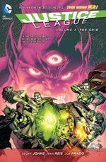 Justice League # 4