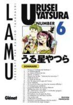 Lamu - Urusei Yatsura 6 Manga