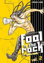 Fool on the Rock 2 Manga