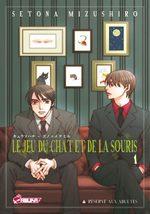 Le Jeu du Chat et de la Souris T.1 Manga