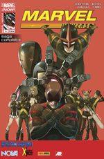 Marvel Universe 9 Comics
