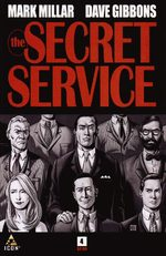 Kingsman - Services Secrets # 4