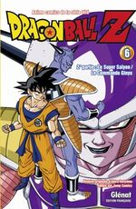 Dragon Ball Z - 2ème partie : Le Super Saïen/Le Commando Ginyu 6 Anime comics