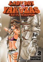 couverture, jaquette Ladyboy vs. yakuzas 3