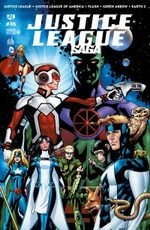 Justice League Saga # 16