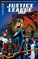 Justice League Saga # 17