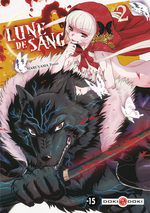 Lune de sang T.2 Manga
