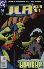 JLA - Year One # 8