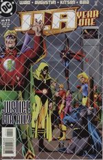 JLA - Year One # 11