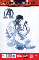 New Avengers # 29