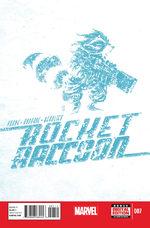 Rocket Raccoon 7 Comics