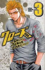 Crows Zero 3 Manga